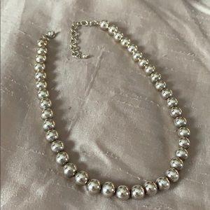 Silpada ball necklace